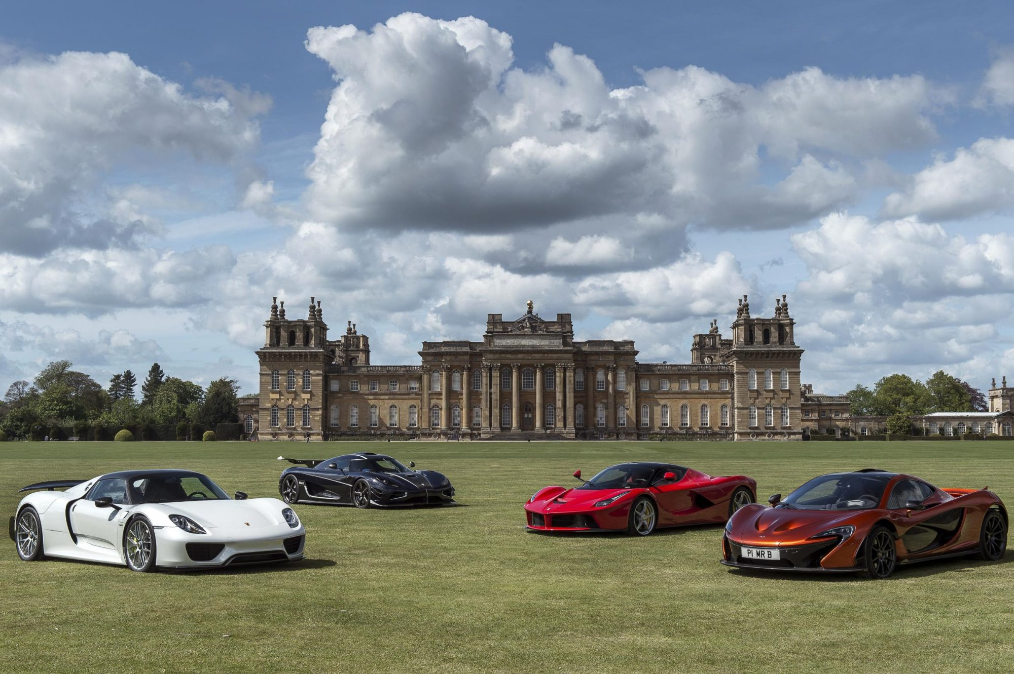 Spotlight On…Salon Privé